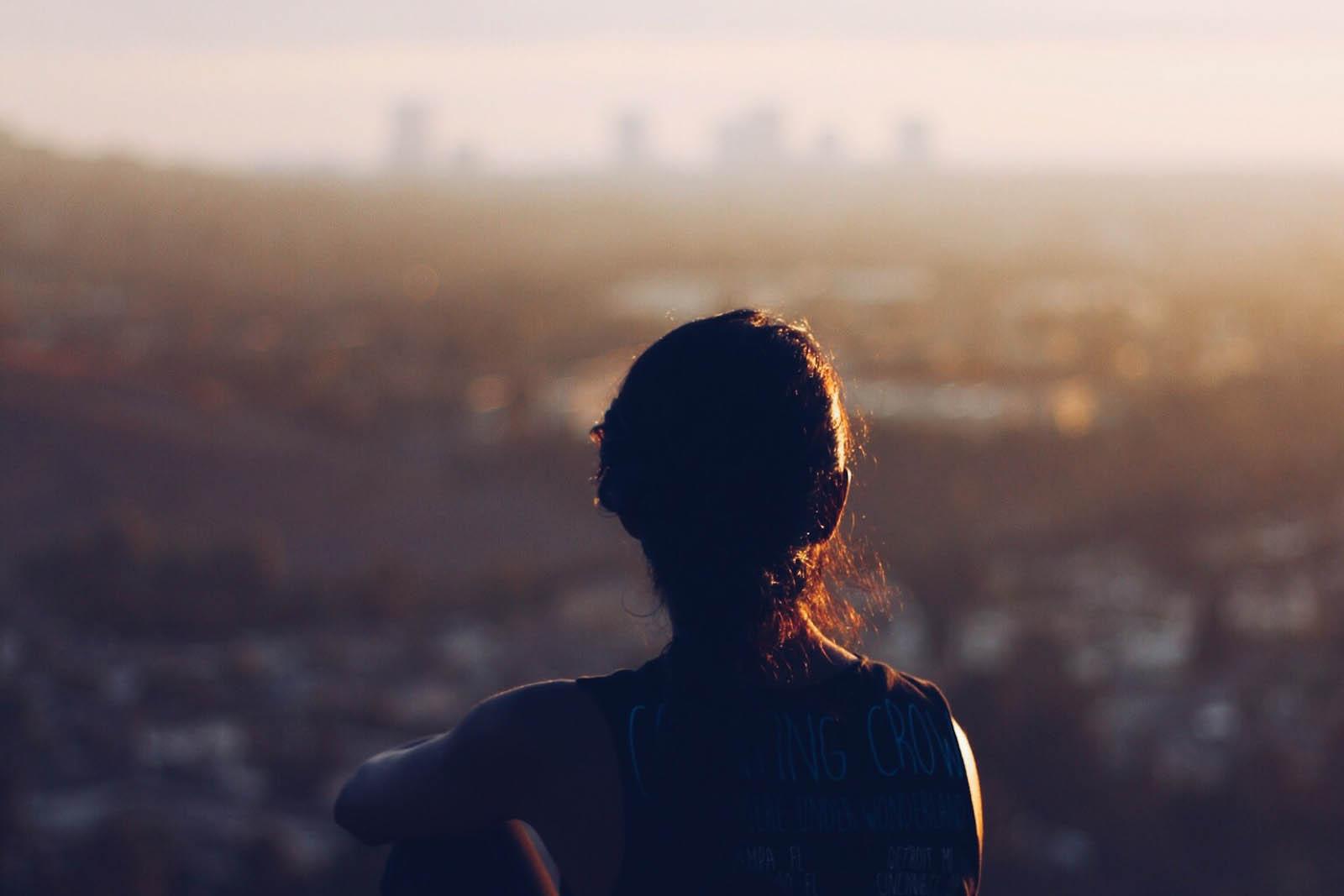 Girl in the city | YWAM Sydney, Newtown | Australia